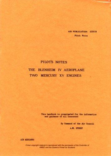 9780859790642: Dakota 1V Pilots Notes