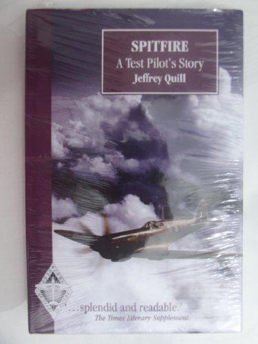 9780859790932: Spitfire: A Test Pilot's Story