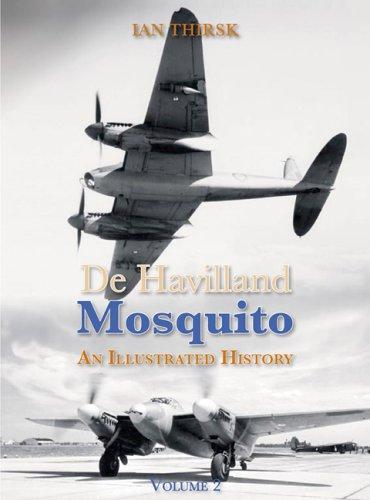 9780859791021: De Havilland Mosquito: An Illustrated History, Vol. 2