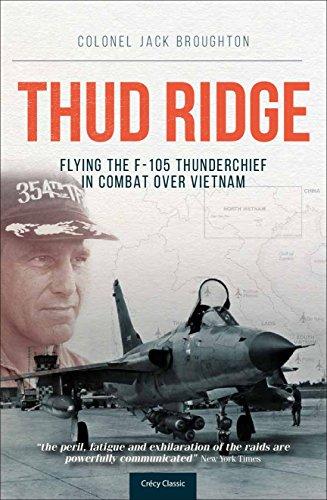 9780859791168: Thud Ridge: F-105 Thunderchief Missions Over Vietnam