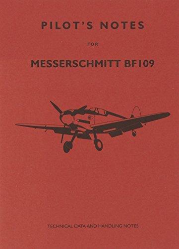 9780859791199: ME109 Pilots Notes (Pilot notes)