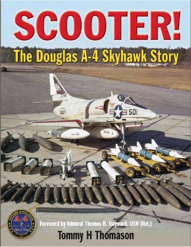 9780859791601: Scooter: The Douglas A-4 Skyhawk Story