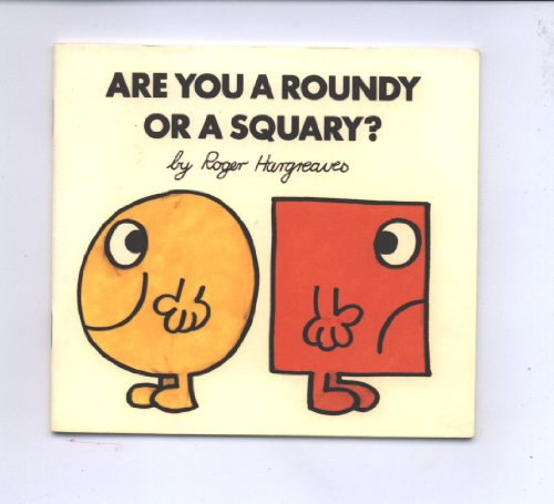 9780859850315: Are You a Roundy or a Squary?