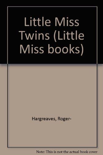 9780859852128: Little Miss Twins (Little Miss books)