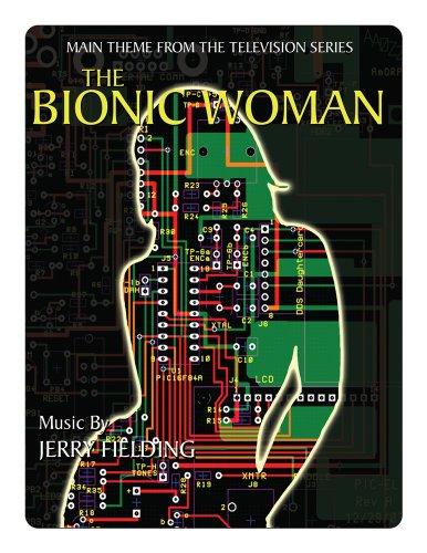9780859861489: Sheet music-Main Theme From THE BIONIC WOMAN
