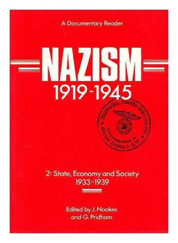 9780859892902: 2: Nazism, 1919-1945: State, Economy, and Society, 1933-38 : A Documentary Reader (Exeter Studies in History)