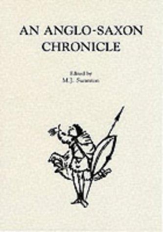 9780859893534: An Anglo-Saxon Chronicle