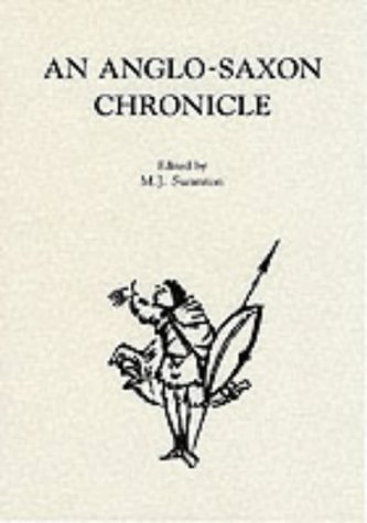 9780859893534: An Anglo-Saxon Chronicle