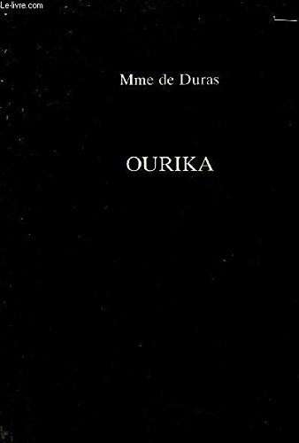 9780859893947: Ourika (Exeter French Texts) (French Edition)