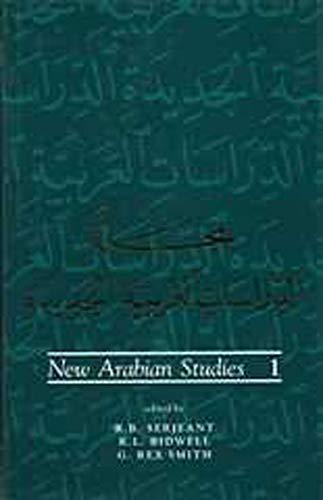 New Arabian Studies 1: Serjeant, R.B. et al.
