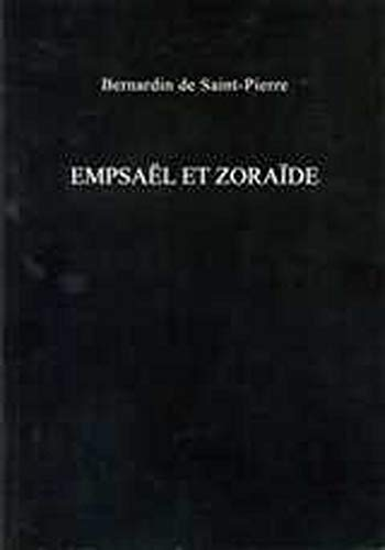 9780859894647: Empsaël et Zoraïde (Exeter French Texts)