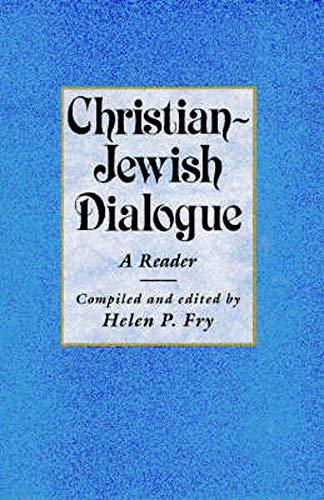 9780859895019: Christian-Jewish Dialogue: A Reader