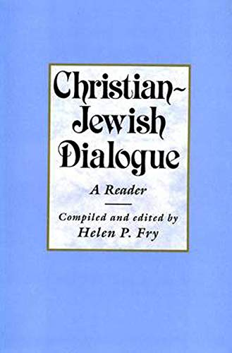 9780859895026: Christian-Jewish Dialogue: A Reader (PHILOSOPHY AND RELIGION)