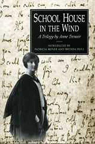 9780859895118: School House in the Wind: A Trilogy by Anne Treneer (South-West Studies)