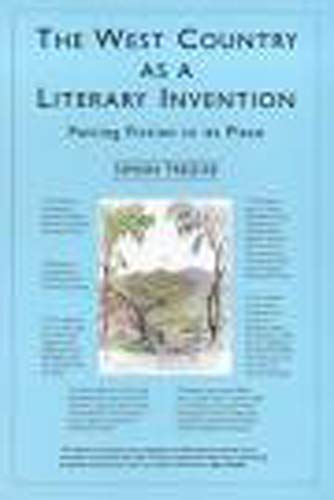 9780859895378: The West Country As A Literary Invention: Putting Fiction in its Place (South-West Studies)