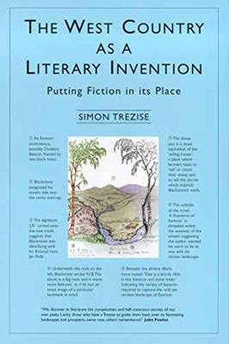 9780859895385: West Country As A Literary Invention: Putting Fiction in its Place (South-West Studies)