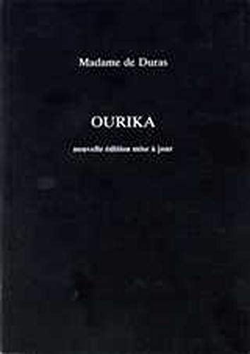 9780859895736: Ourika (Exeter French Texts)