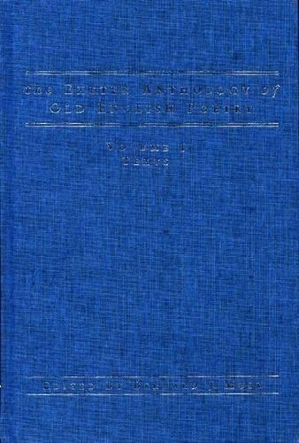 9780859896290: The Exeter Anthology of Old English Poetry: 2 volumes (Exeter Medieval Texts and Studies LUP)