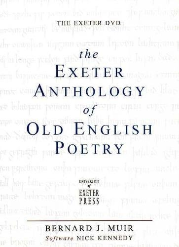 9780859896306: Exeter Anthology Of Old English Poetry (pack of The Exeter DVD + 2-Vol set) (University of Exeter Press - Exeter Medieval Texts and Studies)