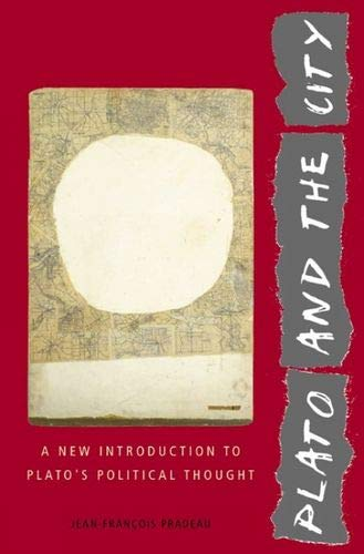 9780859896535: Plato and the City: A New Introduction to Plato's Political Thought (CLASSICAL STUDIES AND ANCIENT HISTORY)