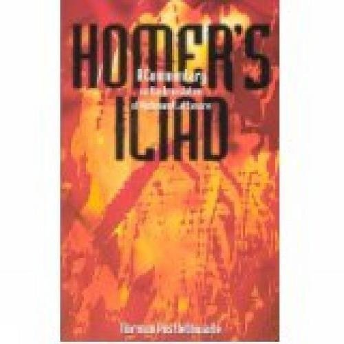 9780859896832: Homer's Iliad: A Commentary on the Translation of Richmond Lattimore
