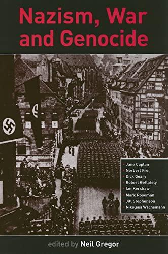 9780859897457: Nazism, War and Genocide