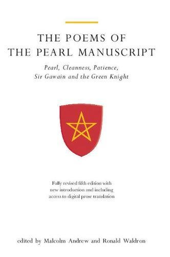 9780859897914: Poems of the Pearl Manuscript: Fully Revised Fifth Edition with New Introduction and Incorporating Prose Translation on CD-ROM (Exeter Medieval Texts and Studies)