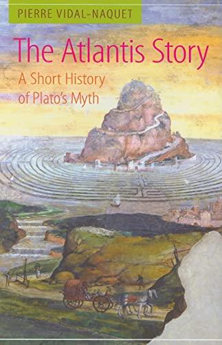 9780859898058: The Atlantis Story: A Short History of Plato's Myth