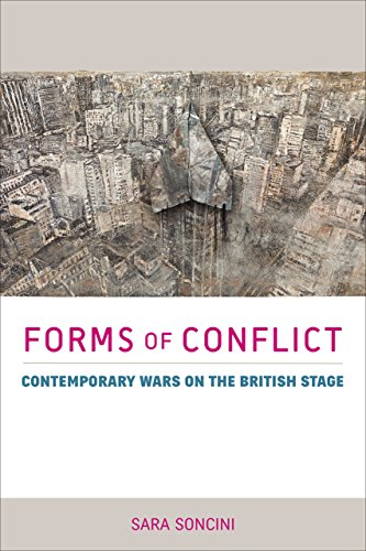 9780859899932: Forms of Conflict: Contemporary Wars on the British Stage (Exeter Performance Studies)