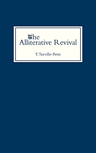 9780859910194: The Alliterative Revival