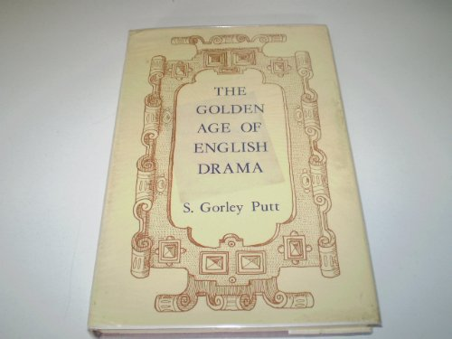 9780859910767: Golden Age of English Drama