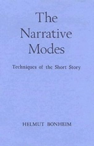 9780859910866: The Narrative Modes: Techniques of the Short Story