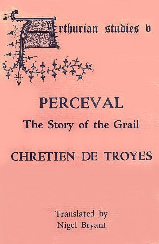 9780859910927: Perceval, the Story of the Grail (Arthurian Studies, 5) (English and Old French Edition)