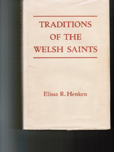 9780859912211: Traditions of the Welsh Saints