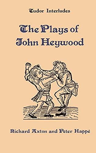 9780859913195: The Plays of John Heywood (Tudor Interludes)