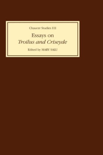 9780859913232: Essays on Troilus and Criseyde (Chaucer Studies)