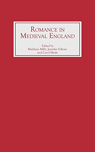 9780859913263: Romance in Medieval England