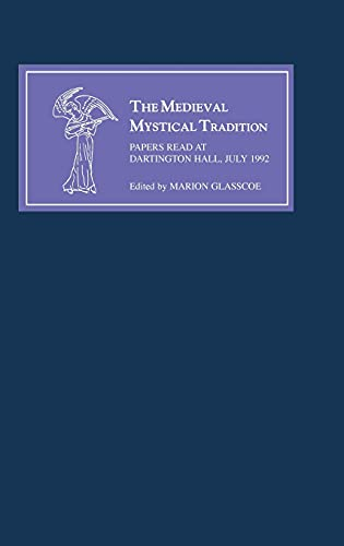 The Medieval Mystical Tradition in England V: Glasscoe, Marion [Editor]