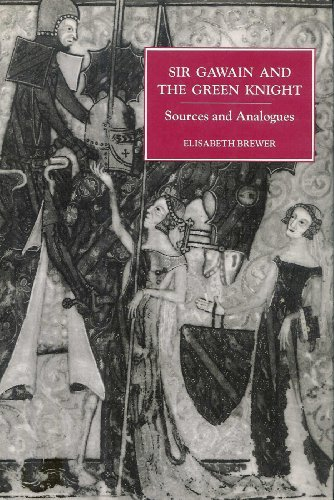 9780859913584: Sir Gawain and the Green Knight: Sources and Analogues (Arthurian Studies)