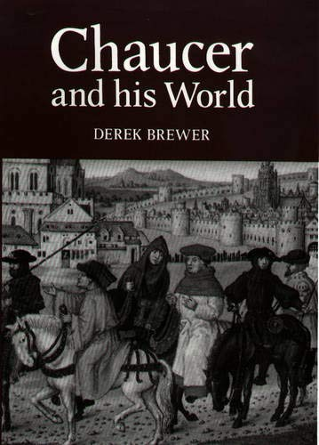 9780859913652: Chaucer and his World