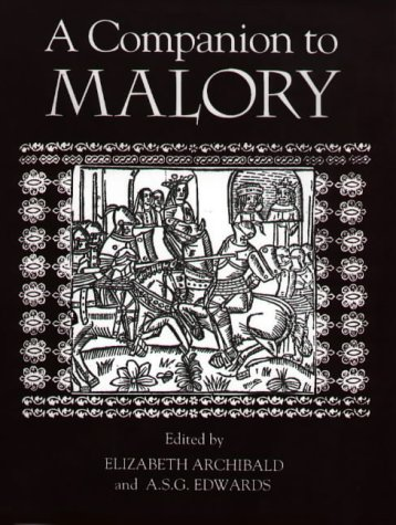 9780859914437: A Companion to Malory