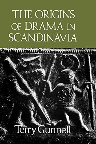 9780859914581: The Origins of Drama in Scandinavia