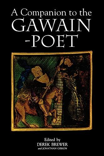 9780859915298: A Companion to the Gawain-Poet