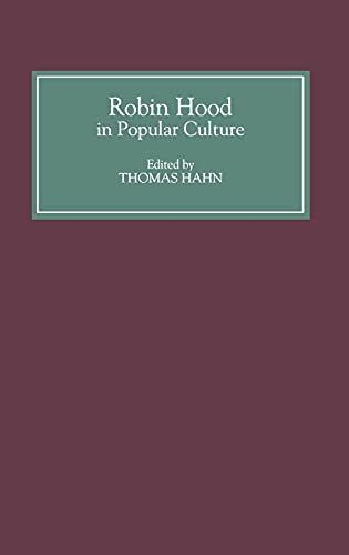 9780859915649: Robin Hood in Popular Culture: Violence, Transgression, and Justice