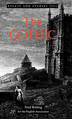 9780859916196: The Gothic (54) (Essays and Studies)