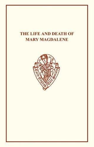 9780859917353: Thomas Robinson: The Life and Death of Mary Magdalene (Early English Text Society Extra Series)
