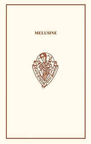 9780859917575: Melusine (Early English Text Society Extra Series)