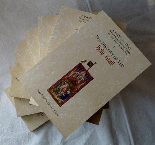 9780859917704: Lancelot-Grail (10 Volume Set): The Old French Arthurian Vulgate and Post-Vulgate in Translation