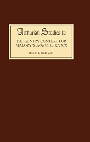 9780859917858: The Gentry Context for Malory's Morte Darthur (Arthurian Studies)