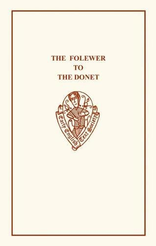 The Folewer to The Donet (Hardback): THE FOLEWER TO